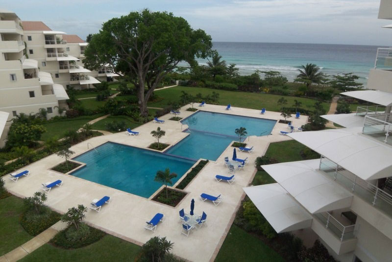 Palm Beach Barbados Pool